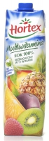 SOK HORTEX MULTIWITAMINA 100% 1 l