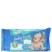 CHUST.PAMPERS SINGLE BABY FRESH X64